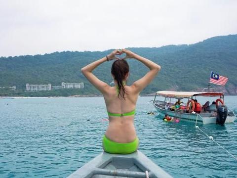 东南亚升级版海岛游,浮潜只是大众款,和海龟同游才是重头戏
