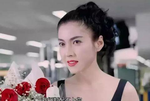 曾是无线力捧女星,吴镇宇何家劲拜倒裙下,今51岁仍美艳动人