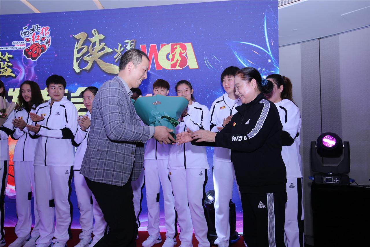 陕西天泽女篮WCBA2019-2020赛季战打响首战两天后交大思源举行