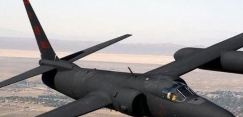 插着导尿管开飞机:U-2侦察机被我军导弹击落时,就是这样飞行的