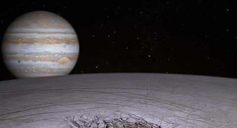 拥有海洋的星球,对人类航天器登陆有危害、存在生命一厘米