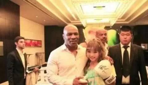 拳王泰森在东京被KO,不败金身被破,罪魁祸首竟是日本女服务员