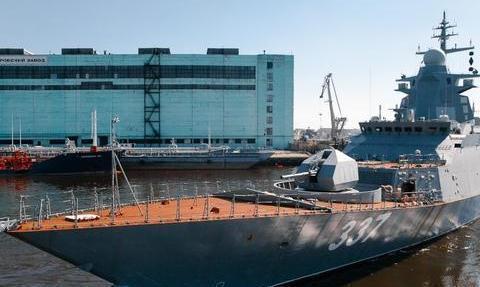 """视察在建军舰时,普京为什么说""""一定要装备'锆石'导弹""""?"""