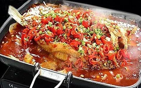 几道牛气江湖菜,味型丰富而独特,食客一吃难忘,很有特色风味