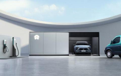 蔚来汽车为首任车主提供免费换电服务进一步完善蔚来车主用车体验