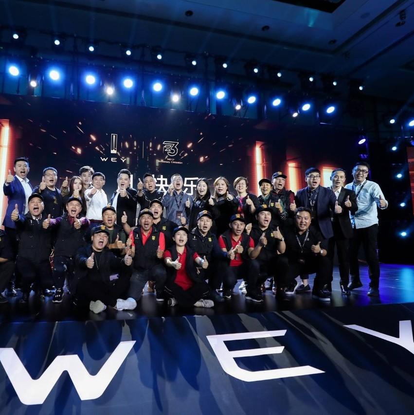 魏建军有了一个新身份,WEY品牌也开启了全球化战略