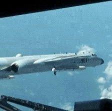 这段3分25秒的视频刷屏了!空军轰-6K喊话太霸气