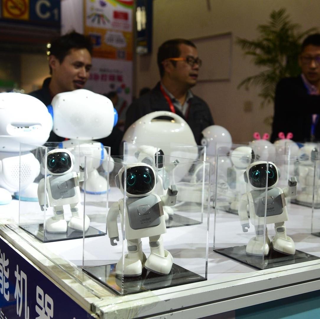 义乌又一展览今天开幕,机器人斗法等高大上项目应有尽有