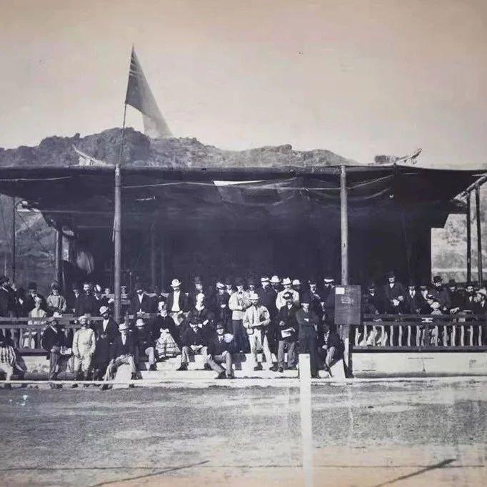 150年前厦门长这样!赛马场、球场、老船坞……你认得出是哪里吗?