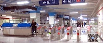 好消息!呼和浩特地铁1号线进入收尾工作,快看看里面建成啥样了?