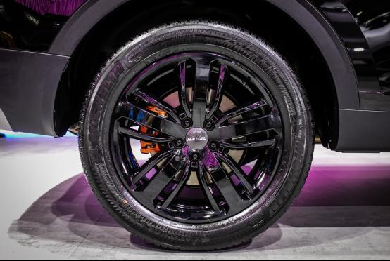 广州车展最大看点 全新哈弗H6 GT版抢滩 展现7.6秒破百非凡动能