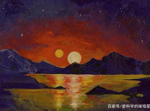 """双星系统、三星系统、四星系统,银河系内普遍存在多个""""太阳"""""""