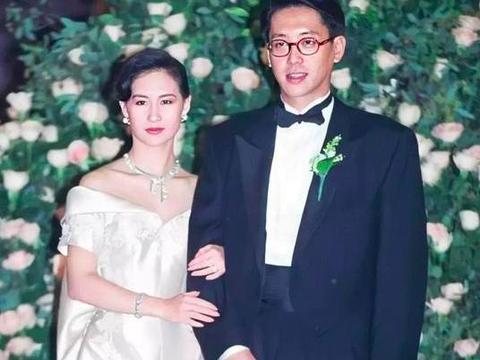 何超琼出嫁超风光,梅艳芳朱玲玲前来祝贺,陈百强也不顾绯闻到场