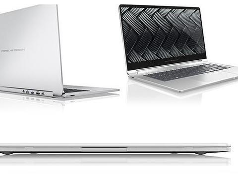 保时捷设计推出被动散热笔记本Ultra One 售价万元起步