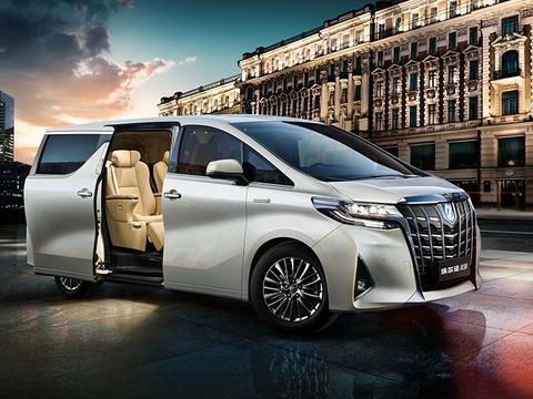 丰田汽车(中国)投资有限公司召回部分进口埃尔法汽车