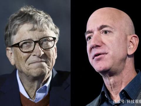 人类首富再次换庄!比尔盖茨超越贝索斯:净资产达1100亿美元