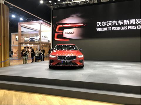 尺寸全面超越现款S60L 沃尔沃新一代S60