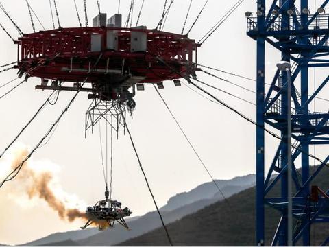几乎集齐人类所有降落技术!探测火星怎么这么难?