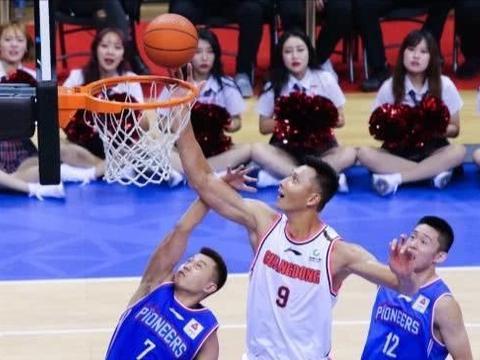 再现最高分差!天津先行者失利,杜峰的表现倒像输球