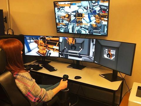 VR培训为英国核电站节省2000万英镑成本