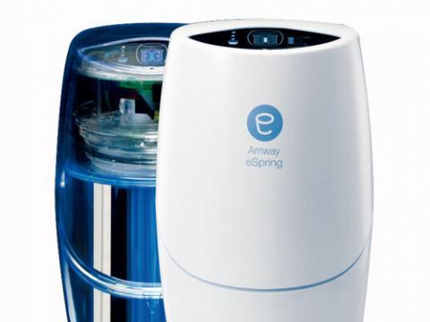 想要喝上放心的饮用水,安利净水器就是一个不错的选择
