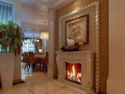 为什么有钱人家里都不喜欢装地暖?选择这种采暖炉,美观又实用