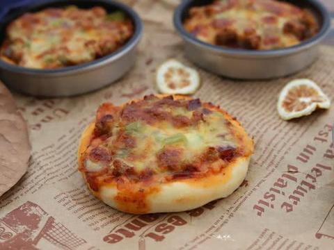面点师教您在家做披萨,口感完胜必胜客,成本却不高,您试试