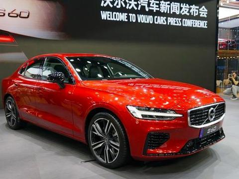 2019广州车展:全新国产沃尔沃S60预售28.7万起