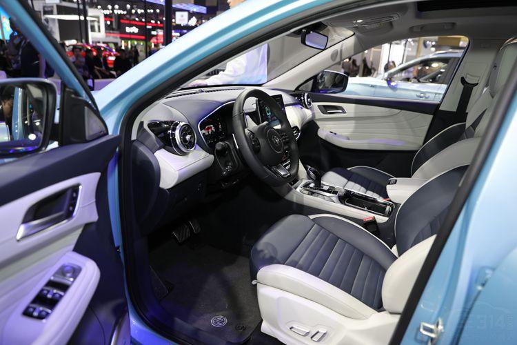 2019广州车展:名爵eHS正式上市 价格不贵 纯电续航75公里