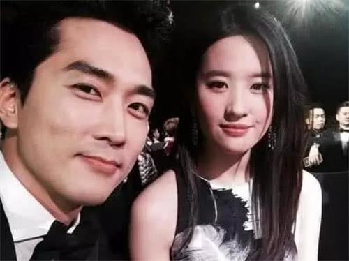 宋承宪坦言跟刘亦菲分手真因:她太优秀了,我不配