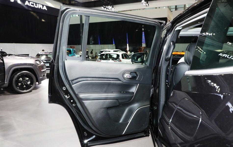 广州车展实拍指挥官PHEV Jeep变了吗?