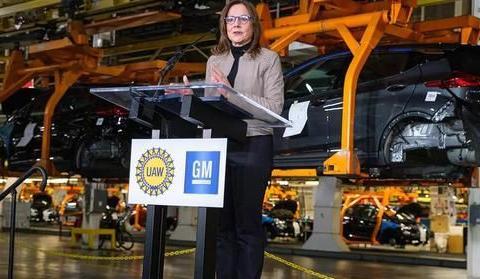 通用汽车宣布旗下电动皮卡车将于2021年上市