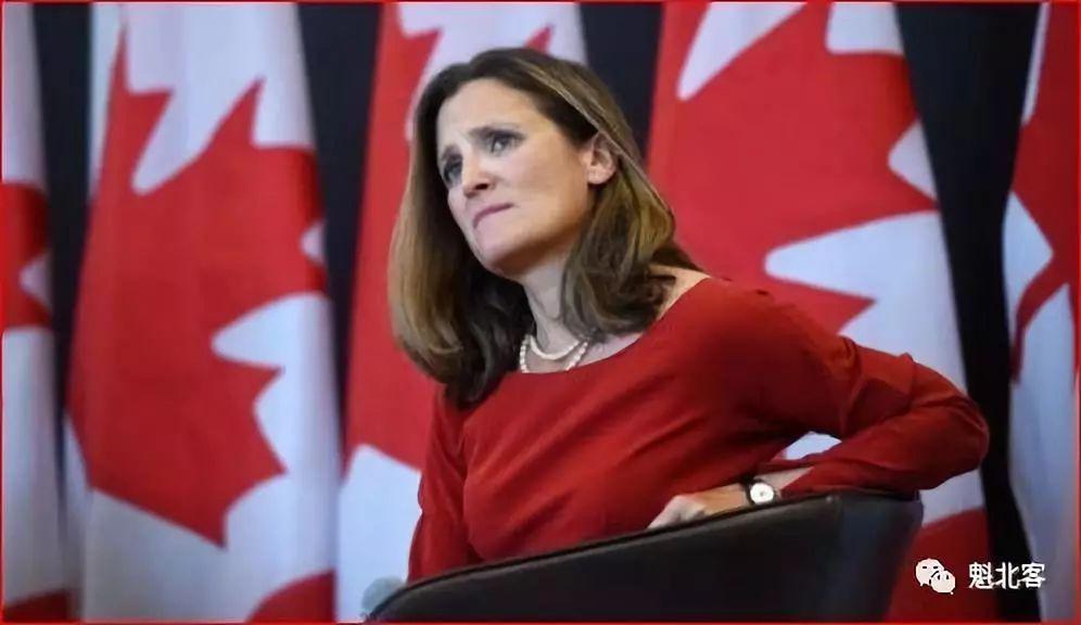 这位加拿大女高官 具有特朗普不喜欢又头痛的一切特质
