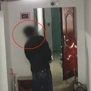 趁女子熟睡,男子入室盗窃长达1小时!竟留下这样东西…