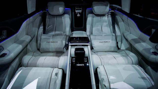 奢华、性能、未来和现在,这是属于梅赛德斯-奔驰的造车哲学