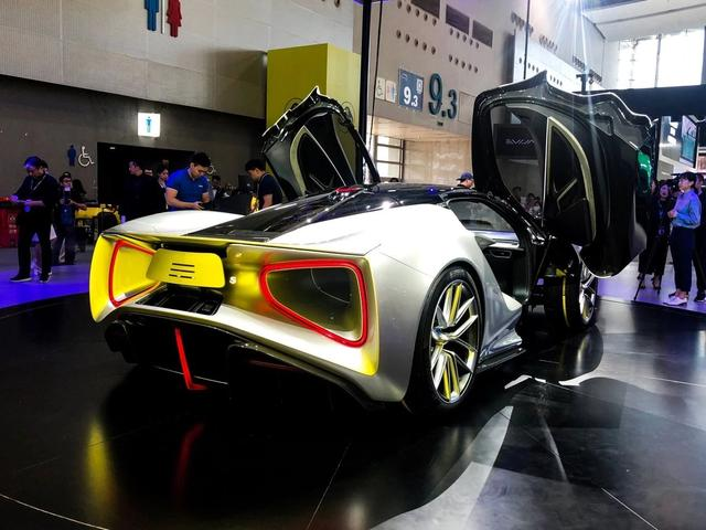 广州车展 | 大饱眼福,多款重磅车型首发亮相