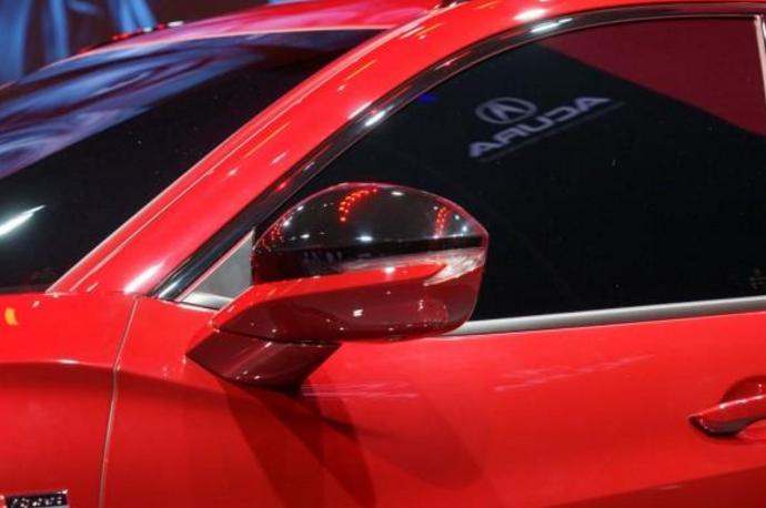 融入专属设计元素,广汽讴歌CDX A-Spec亮相广州车展