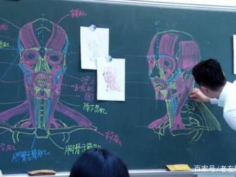 """各科老师板书:语文数学英语像神仙打架,看到最后""""尖叫"""""""