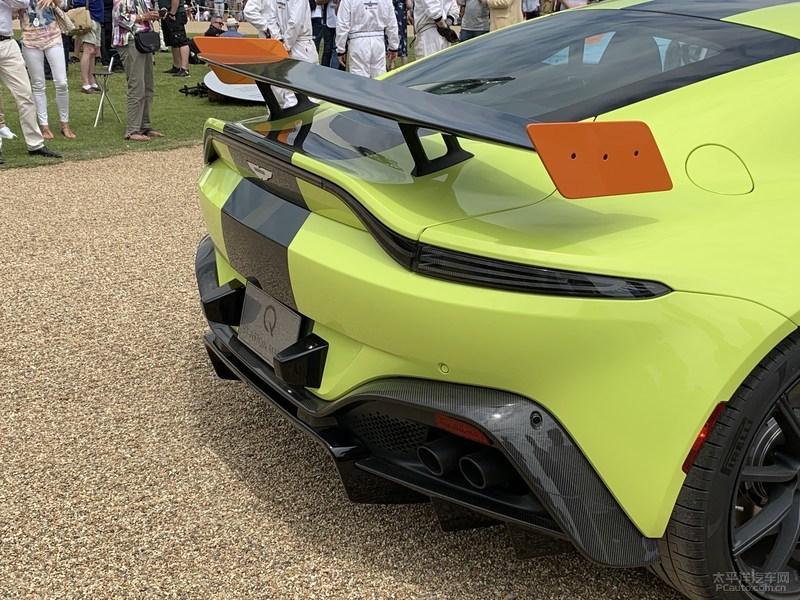 2019广州车展:V8 Vantage特别版售259.8万元