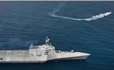 南部战区新闻发言人就美舰擅闯我南海岛礁邻近海域发表谈话