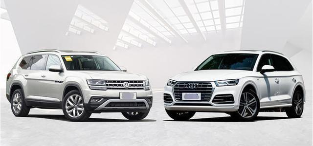 德系同血脉,全时与适时四驱的绝对较量,40万级主流SUV你选谁?