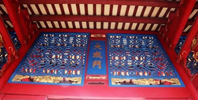 全国独一无二的海南文昌孔庙,门票15元,现实中原来有南正门?