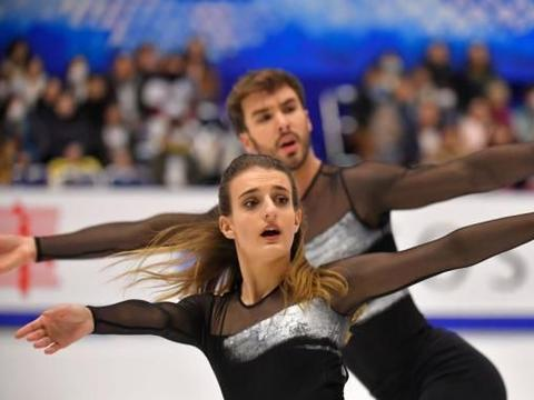 花样滑冰大奖赛日本站冰舞PG创纪录夺冠SB亚军