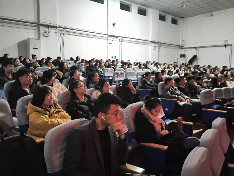 市公安局经侦总队参加天津音乐学院金融安全月系列主题教育活动