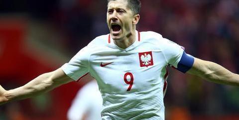 前瞻以色列VS波兰,扎哈维和莱万多夫斯基迎对决,波兰保平争胜