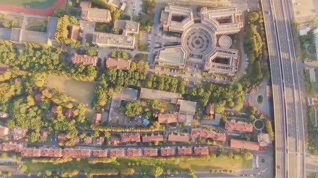 秋天,原来躲到@上海理工大学 里了