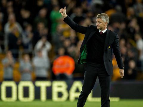 数据显示,索帅执教曼联的英超胜率要低于莫耶斯