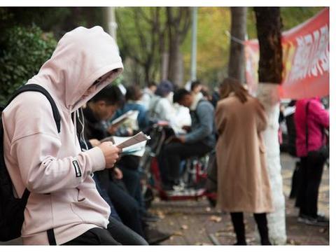 143万人报名国考,寒风吹不灭山东考生的热情