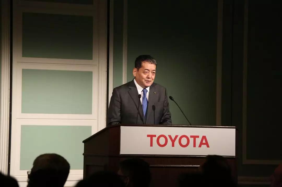 丰田:开放兼容 加速新能源汽车的普及