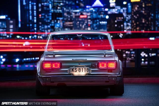 改装档案 | 没有人能真正拥有一台Nissan Skyline 2000 GT
